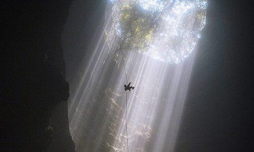gua jomblang gunungkidul