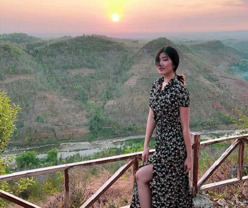 bukit panguk kediwung mangunan