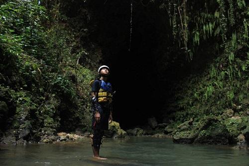 gua kalisuci gunungkidul