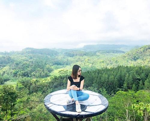 wisata ayunan langit watu jaran