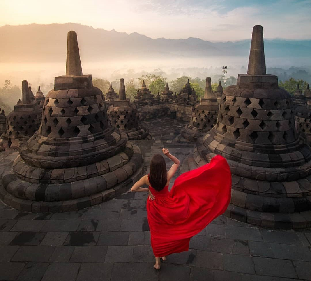 Wisata Candi Borobudur di Jawa Tengah, Destinasi Liburan Terpopuler di Jogja 1