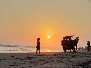 wisata pantai parangtritis bantul