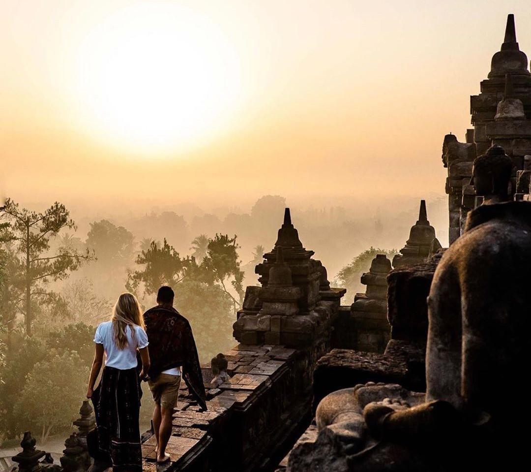 Wisata Candi Borobudur di Jawa Tengah, Destinasi Liburan Terpopuler di Jogja 2